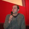 Constantin Florescu s-a intalnit cu fanii la Cinema Europa
