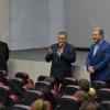 """Sala de cinema """"Adrian Pintea"""", inaugurată oficial."""