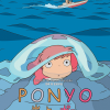 Ponyo on the Cliff (2008)